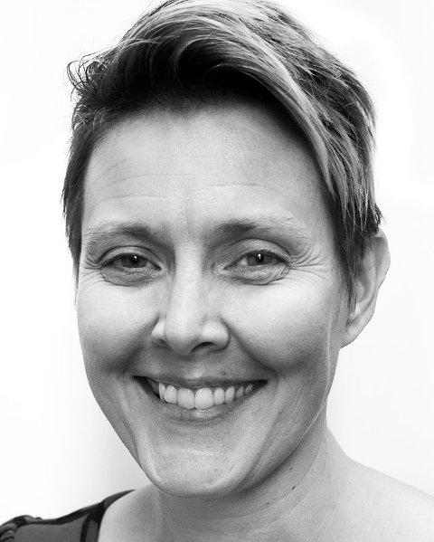 HÅPEFULL: Styreleiar Cathrine Holsen Gardner byr inn til krisemøte for Eikefjord skulemusikk torsdag kveld. Målet er eit rekrutteringsløft, viss ikkje kan det gå mot nedlegging.
