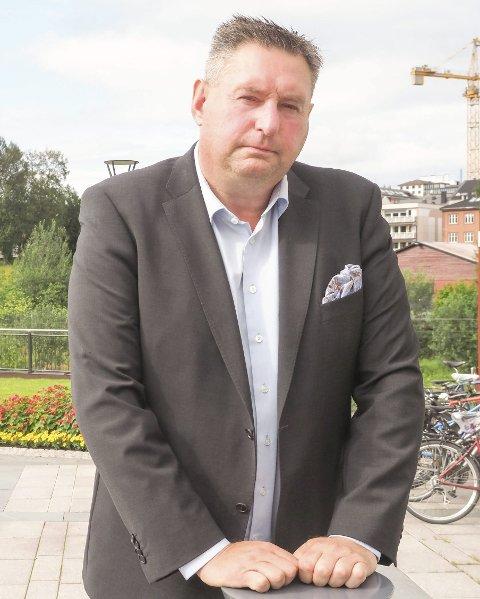 Narvik-ordfører Rune Edvardsen