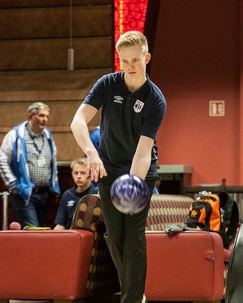 Jens Mathiesen fra Åsnes fikk 25.000 kroner i talentstipend.