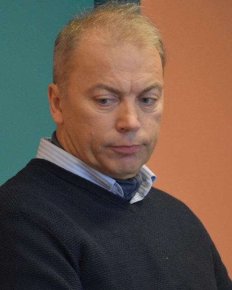 Saksbehandler i Tingvoll kommune Dag Tore Suul.