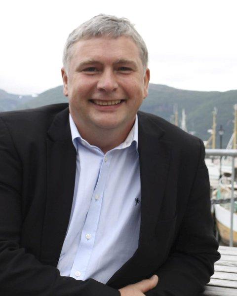 Daglig leder Truls Paulsen i Dragefossen AS