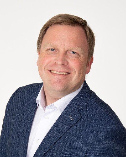 Morten Juul Sundnes blir ny fylkeslege.