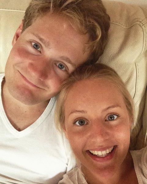 Sverre Lunde Pedersen, som i sommer giftet seg med bergenseren Ingunn Trædal, dro rett hjem til konen etter å ha blitt skrevet ut av sykehuset i Tyskland.