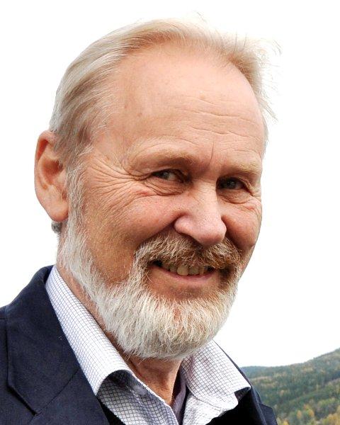 STYRELEDER: Terje Bråthen i Stiftelsen Vikersund Hoppsenter.