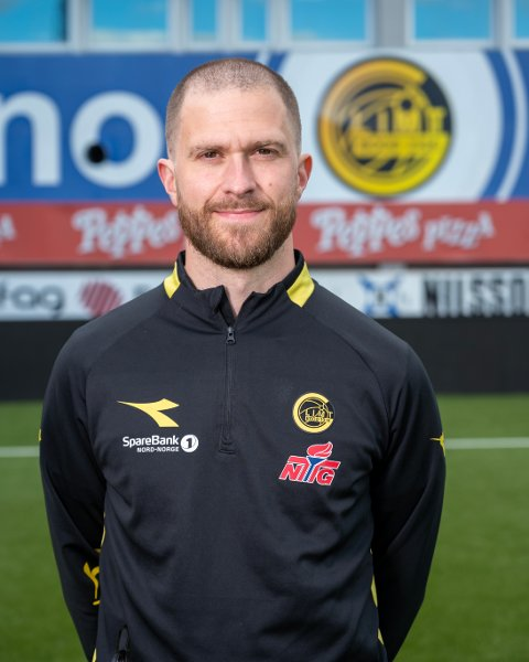 LOKALKJENT KAR: Olav Øverli kjenner Modum og distriktet godt - når spillerutvikleren fra Bodø/Glimt kommer på besøk til Åmot i februar.