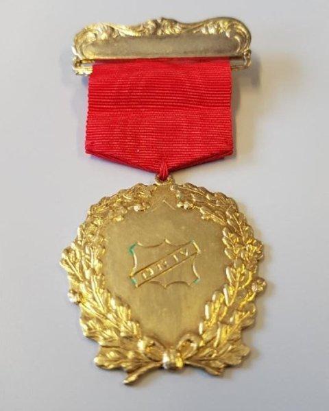 Driv-medalje.