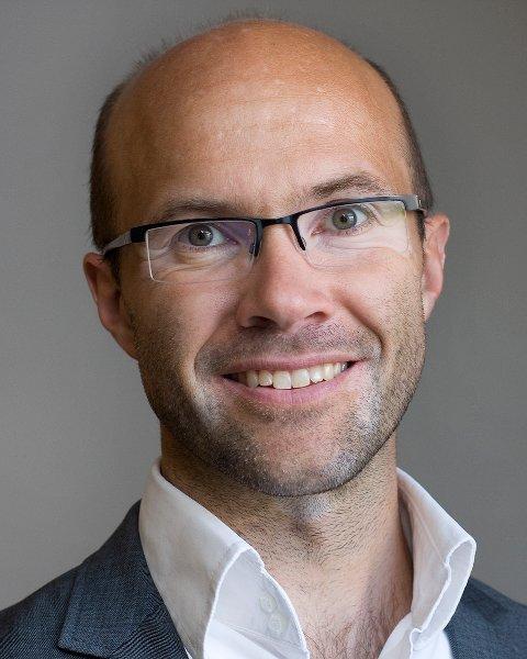 Direktør i Fredskorpset, Jan Olav Baarøy