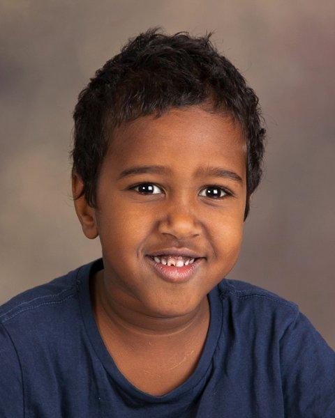 Det var sju år gamle Abdirahman Abdiriza Abdullahi som forulykket i Askim.
