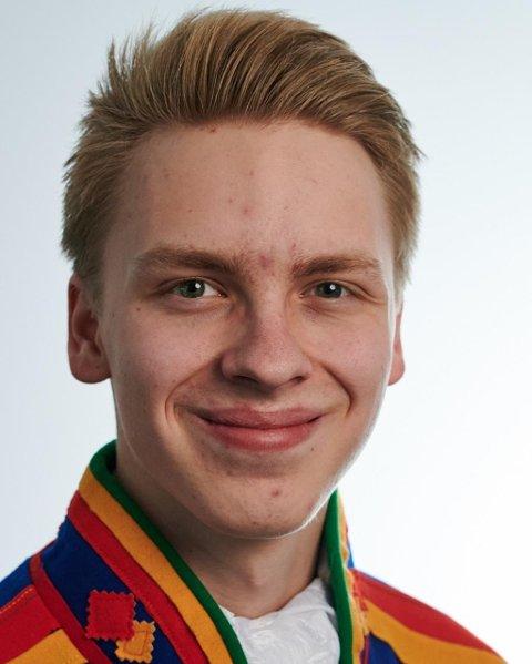 Nathaniel Holan Larsen