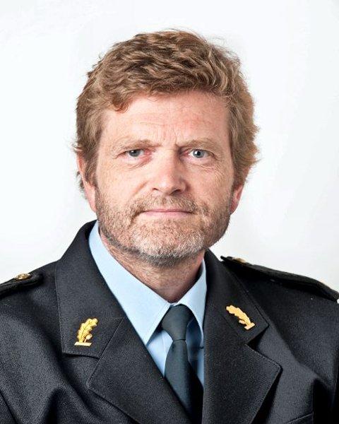 AKTOR: Politiinspektør Eskil Bredesen fører saken for påtalemyndigheten.