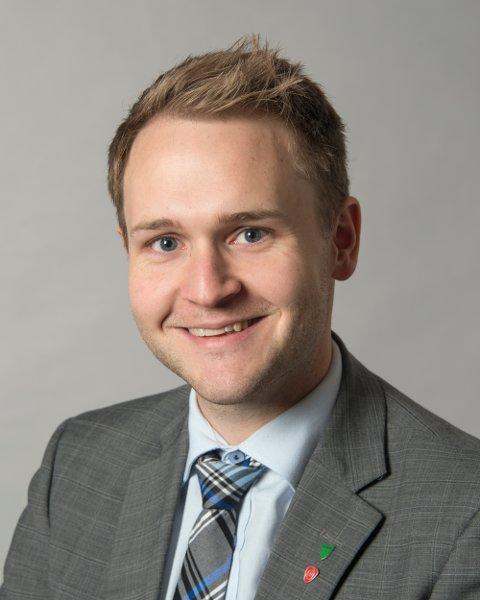 OVERTAR: Lasse Juliussen har overtatt som styreleder i Visit Kongsvingerregionen AS.
