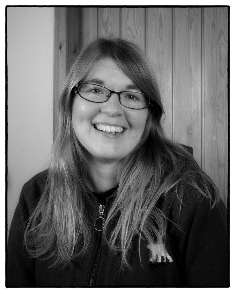 JULEBILDEVINNEREN: Anne Lise Koller fra Brandbu.