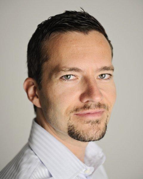 OPPTATT AV BÆREKRAFT: Bjørn Christian Nørbech er opptatt av at det er mer bærekraftig å arrangere konferanser på nett.