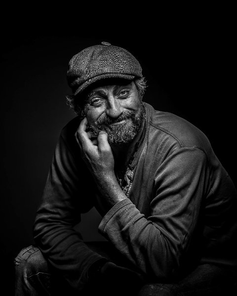 Portrett av Paul-Ottar Haga. Foto: Fotograf BT Stokke AS