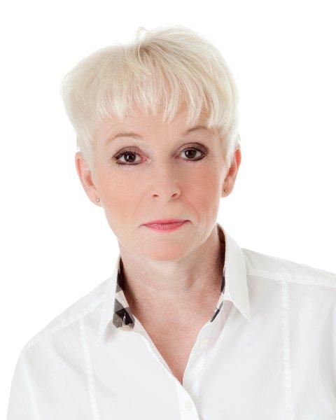 Heidi Finstad, administrerende direktør Treindustrien