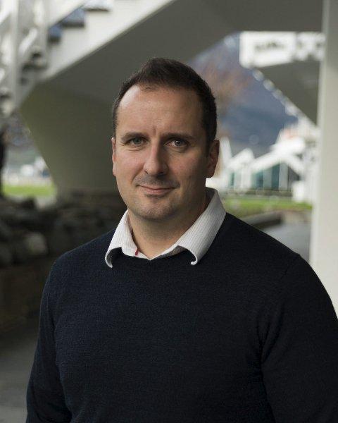 Vil kalle inn til intervju: Assisterande rådmann Magnus Steigedal håpar å få på plass ein driftsansvarleg i løpet av hausten.