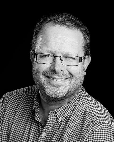 Nyhetsleder Bjørn Ivar Bergerud