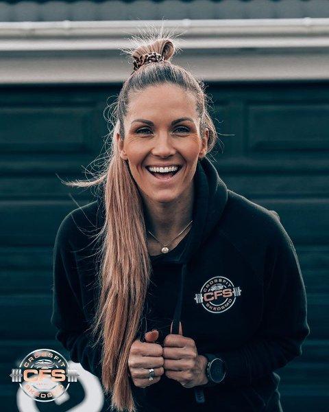 STARTER CROSSFIT: I mars åpner Camilla Aastorp Andersen Skedsmo CrossFit. – Dette blir utrolig gøy, sier hun.