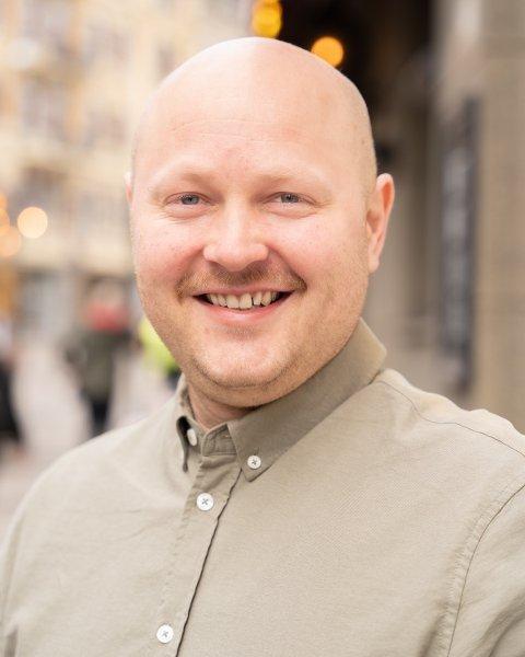 HARSTADVÆRING VED RORET: Frode Waage blir administrerende direktør i den nye kjeden Billy.