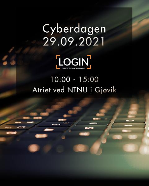Ytring: Linjeforeningen Login arrangerer Cyberdagen 29. September