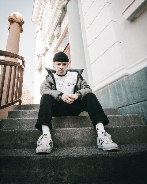 Isak Shorty: Han kommer som årets treat til de yngste festivaldeltakerne på Trænafestivalen 2019.