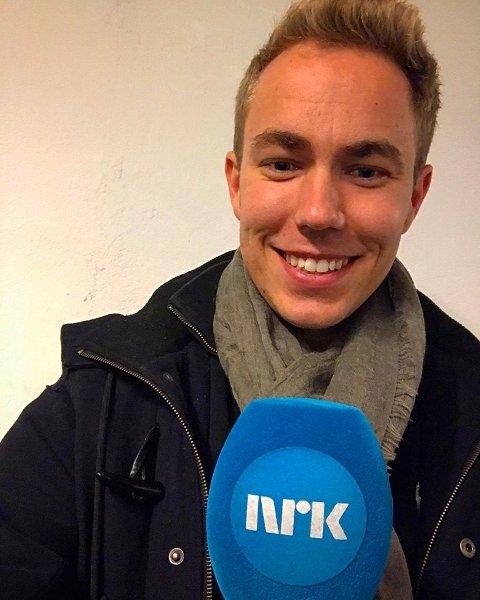 Eirik Fure har gått fra TV2-sporten til NRK.