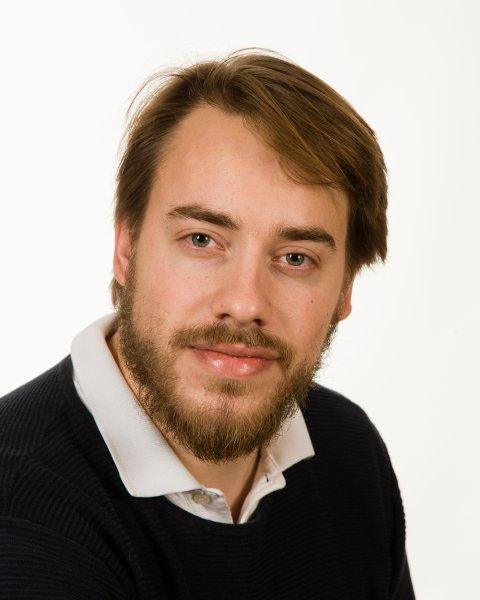 Flere fag: Carl Tollef Solberg har tatt doktorgrad i en kombinasjon av filosofi og medisin.