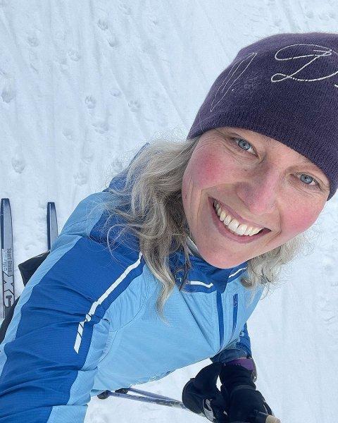 UTMARS: Heidi Bye Svartangen håper å få flest mulig ut i aktivitet og delta i aktivitetsløpet UtMars 2021.