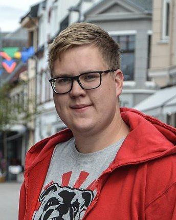 Daniel Brandsrød. (Foto: Terje Andresen)