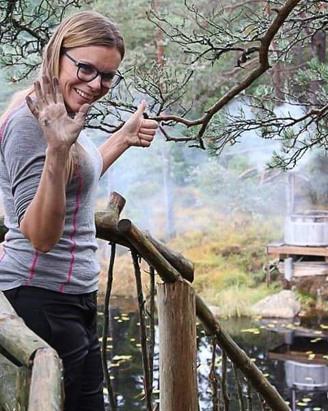 Hanne Aamodt (40) er nominert til Årets Landlige Instagram-profil under årets Gullfjæren Interiør Awards.