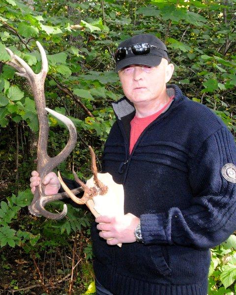 Svein Kjetil Rønnevik er leder for plan og forvaltningsavdelingen i Forsand. I tillegg er han viltansvarlig. Generelt er stammene av hjortevilt i Forsand for svake ut fra ressursgrunnlaget, mener Rønnevik.