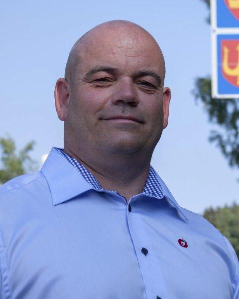 Øystein lauritzen: er gruppeleder i Svelvik FrP. Arkivfoto
