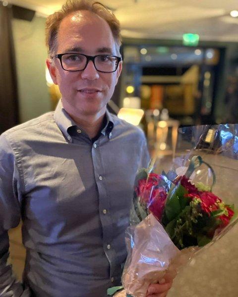 Tellef Inge Mørland er fornøyd med valgresultatet og er klar for å fronte Agder i fire nye år på Stortinget.