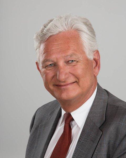 Administrerende direktør i Holbergfondene Egil Herman Sjursen.
