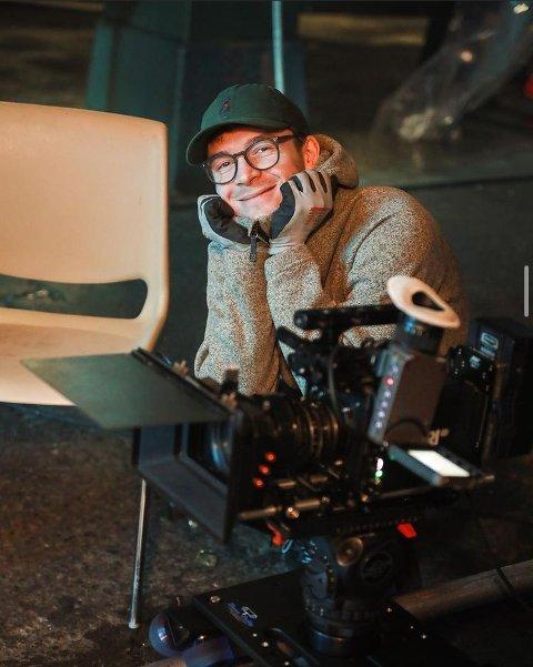 """Andreas Lie Trøften er nominert til Gullruten for serien """"Borslo"""" som kan sees på TV2 Sumo. Inspirasjon og opptakssteder er det gjerne hjembygda Nord-Odal som gir."""