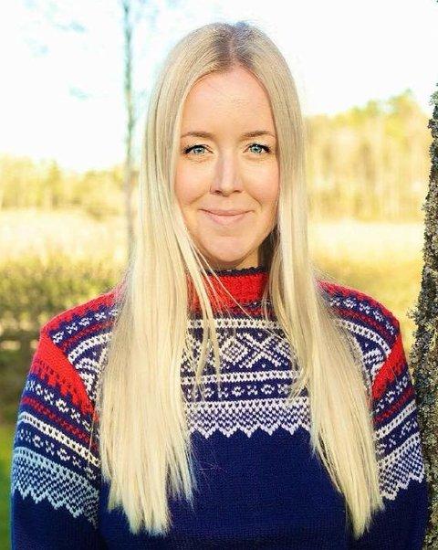 Elsa Sveindal Rosfjord, leder for Bergensforeningen Breiflabb på NMBU.