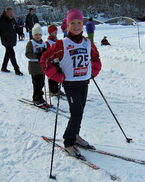 Nr 125: Julie Haugslien.