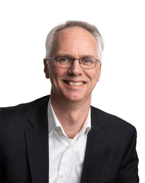 NY STYRELEDER: Jan Helge Ekeren.