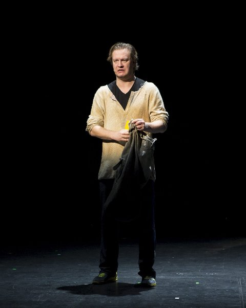 SYNGER MUSIKALER:  Torsdag 13. april er Sigurd Sele på Arena med musikalsanger på repertoaret.ARKIVFOTO: TERJE STØRKSEN