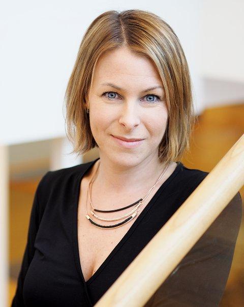 Mye dumping: Johanne Kjuus, leder for analyse og bransjeutvikling i Virke, sier forbrukerne kaster veldig mye mat.