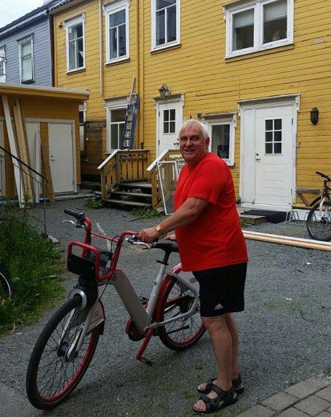 SÅ DET KOMME: Grovfjord-veteran Jan Henriksen er i disse koronatider ikke overrasket over at Grovfjord trakk herrelaget
