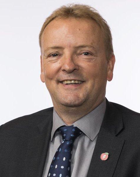 Terje halleland: Fremskrittspartiet vil fjerne eiendomsskatten.