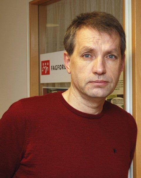 Uredelig: Det sier SVs Leif Christensen om prosessen i Rygge.