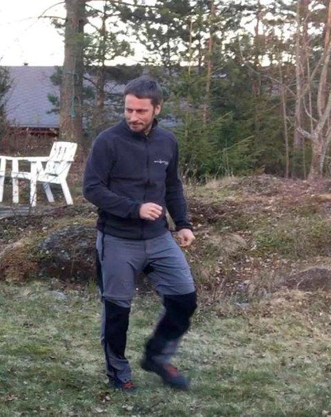 Stig Ingar Evje forsvant fra Natrudstilen ved Sjusjøen sist onsdag 3. mai.
