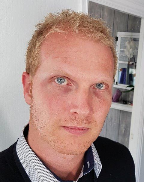 GIR RÅD: Systemutvikler Espen Moe i Visma gir råd som kan hjelpe mot Facebook-virus.