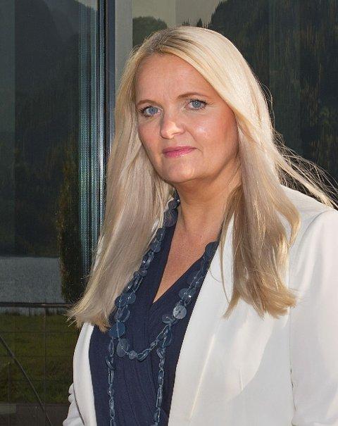Stortingsrepresentant Åslaug Sem-Jacobsen