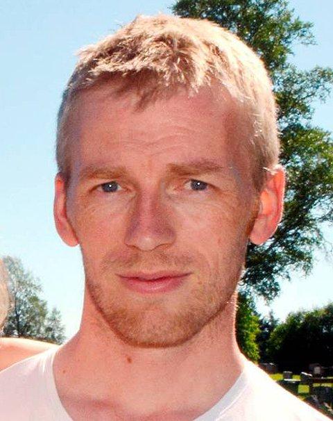 Kjell Einar Torvund.