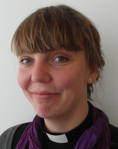 NY FENGSELSPREST: Mari Stende Zani er ansatt som fengselsprest på Gjøvik, Hamar og Ilseng.