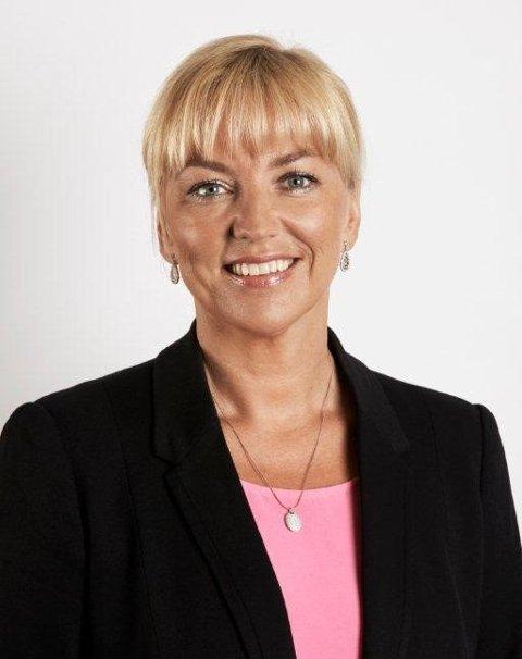 Monica Ahyee, direktør i Innovasjon Norge Nordland.