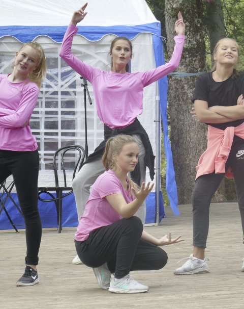 Dans: Flott innsats av Operaens ungdomskompani.